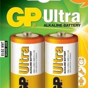 GP Ultra Alkaline D 1