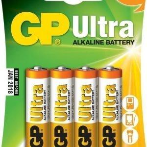 GP Ultra alkaline AA 1