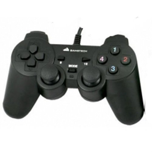 Gamepad Gametech Vibration PC Gamepad USB 1-pack