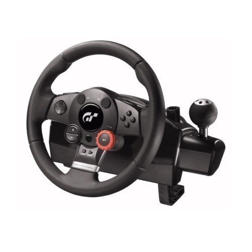 Gamepad Logitech Driving Force GT The official wheel of Gran Turismo®
