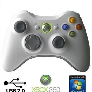 Gamepad Microsoft Gamepad XBOX 360 Wireless Controller for Windows