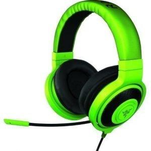 Gaming headset Razer Kraken Pro Analog Gaming Headset FRML Green