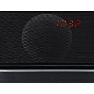 Geneva Sound XS Black Bluetooth