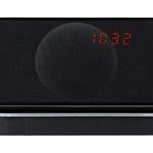 Geneva Sound XS Black Bluetooth