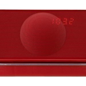 Geneva Sound XS Red Bluetooth