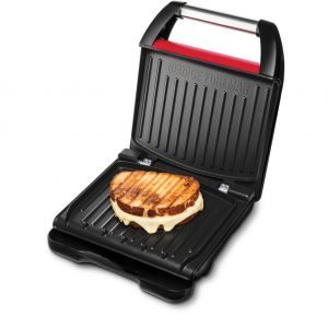 George Foreman 25030-56 Compact Steel Grilli