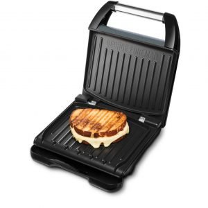 George Foreman 25041-56 Family Steel Grilli
