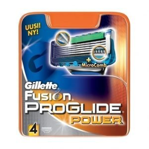 Gillette ProGlide Power Blad 4-pack