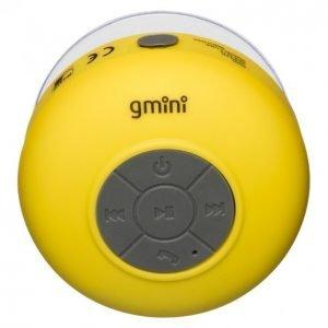Gmini Bluetooth-Kaiutin Roiskevesisuojattu