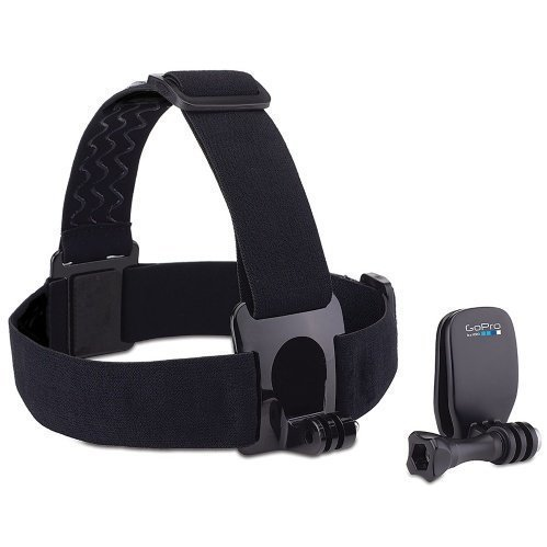 GoPro Head Strap + QuickClip for Hero3+