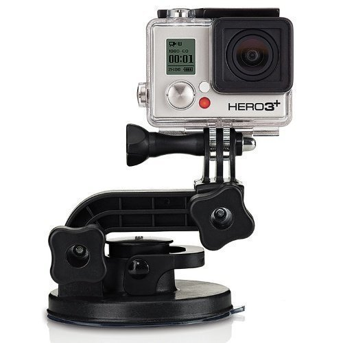 GoPro Suction Cup Mount for Hero3+