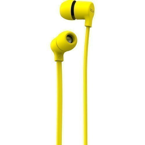 Golla Superduct In-Ear with Mic1 Yellow EOL