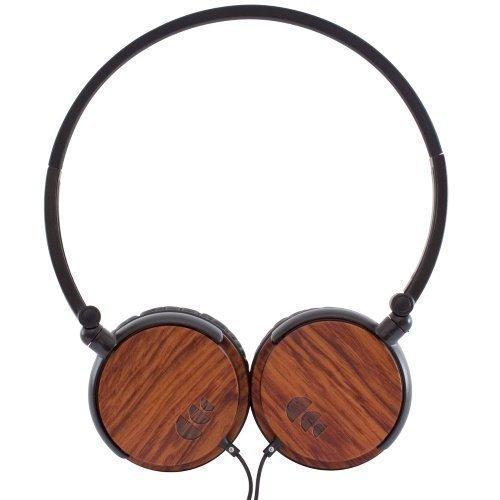 Grape O300 Bubinga On-ear with mic1