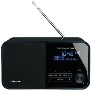 Grundig Tr 2500 Bluetooth Radio Kiiltävä Musta
