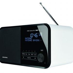 Grundig Tr 2500 Bluetooth Radio Kiiltävä Valkoinen