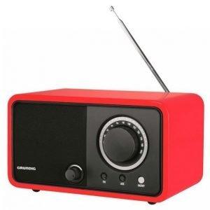 Grundig Tr1200-Fm Radio Punainen Grr2730