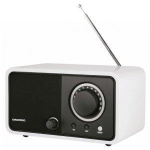 Grundig Tr1200-Fm Radio Valkoinen Grr2720