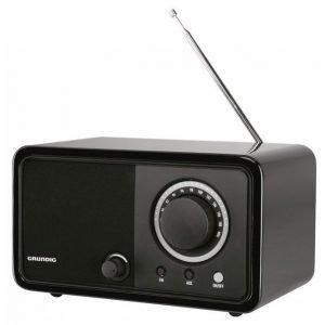 Grundig Tr1200 Radio Fm Musta