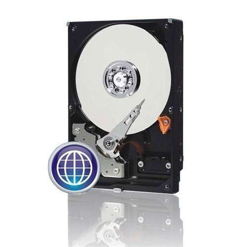 HDD-Intern-3.5 500GB Western Digital Caviar blue. Western Digital5000AAKX SATA-600 16MB.7200RPM