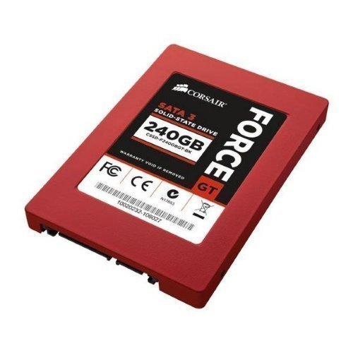 HDD-SSD Corsair Force GT 240B SSD R:555/W:525 2.5 SATA-3