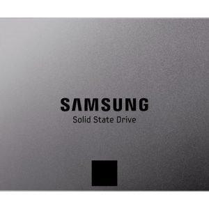HDD-SSD Samsung 840 EVO Series 120GB SSD R:540/W:410 2.5'' SATA-3