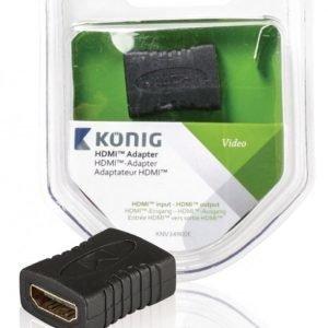 HDMI-jakaja HDMI-tulo - HDMI-tulo hermaa