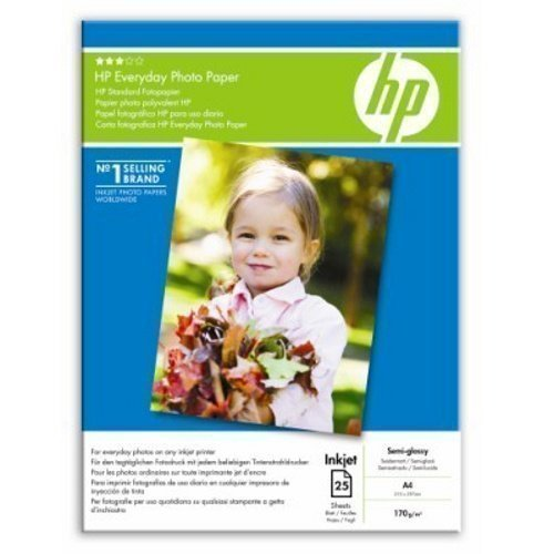 HP A4 Everyday photo semi glossy 170g (25)