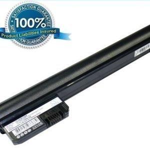 HP Mini 210 akku 2200 mAh Musta
