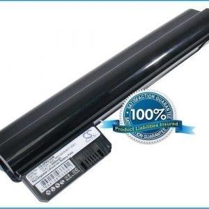HP Mini 210 akku 4400 mAh Musta