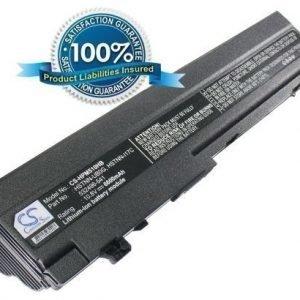 HP Mini 5101 5102 akku 6600 mAh Musta