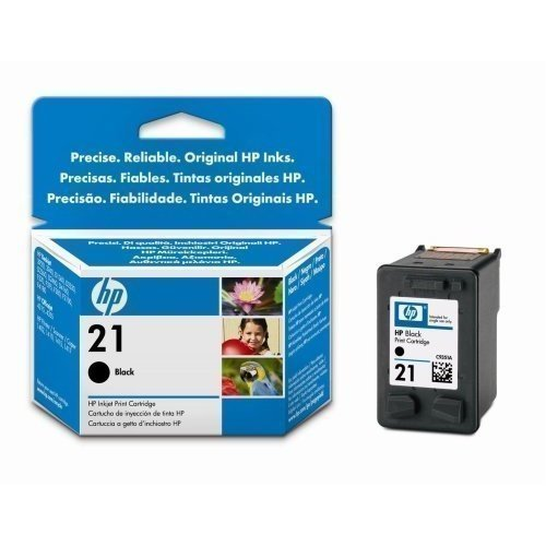 HP Nr21 Black Inkcartridge