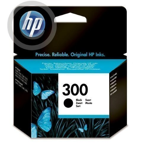 HP Nr300 Black Inkcartridge Vivera