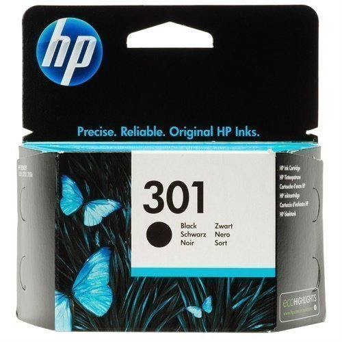 HP Nr301 Black Inkcartridge