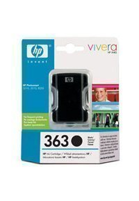 HP Nr363 Black Inkcartridge HC