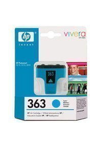 HP Nr363 Cyan Inkcartridge