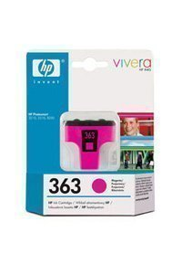 HP Nr363 Magenta Inkcartridge