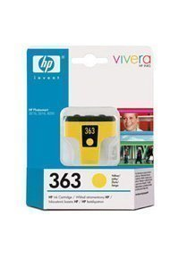 HP Nr363 Yellow Inkcartridge