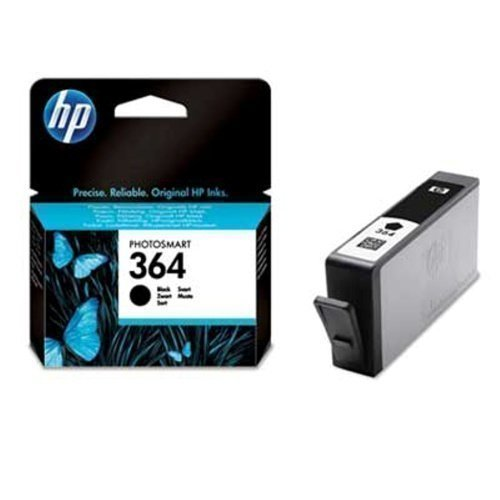 HP Nr364 Black Inkcartridge Vivera