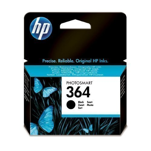 HP Nr364 Black Inkcartridge Vivera