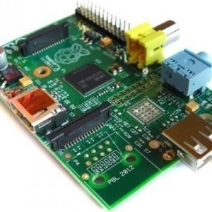HTPC Raspberry Pi Model A 256MB RAM