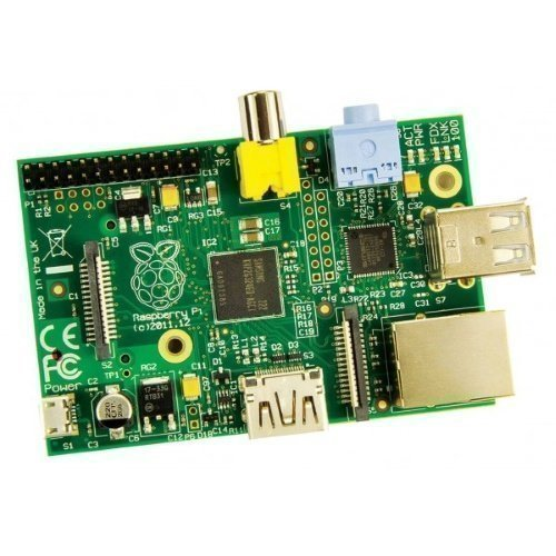 HTPC Raspberry Pi Model B 512MB RAM