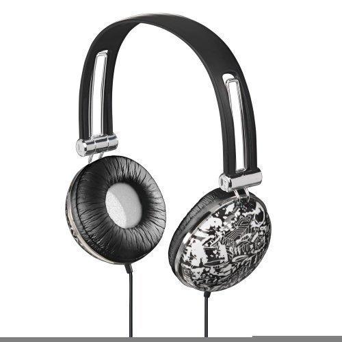 Hama HK-3043 On-ear Black/White