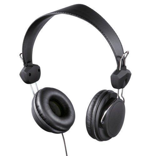 Hama Joy On-Ear with Mic1 Black