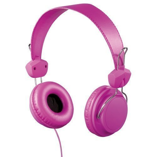 Hama Joy On-Ear with Mic1 Pink