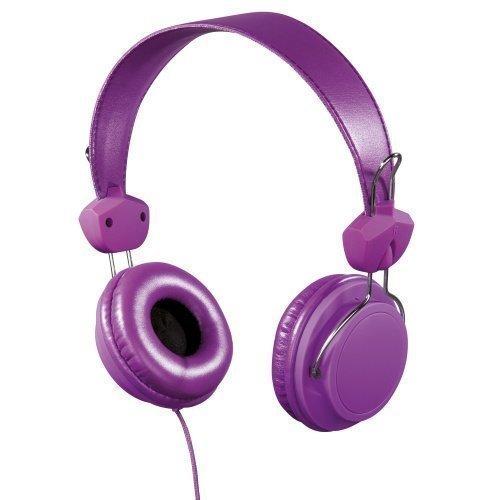 Hama Joy On-Ear with Mic1 Purple