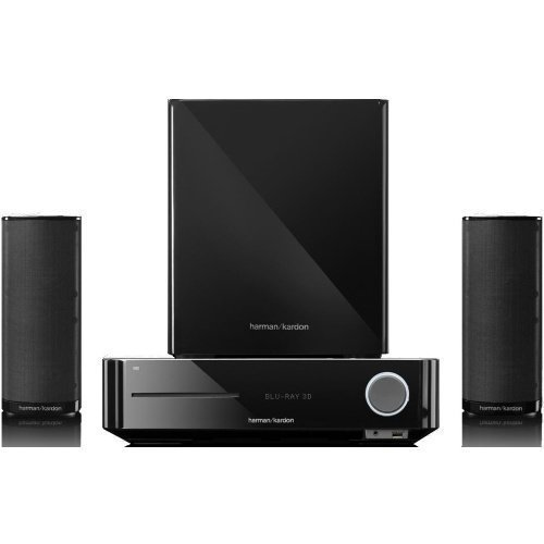 Harman Kardon BDS 370 Blu-ray System Black