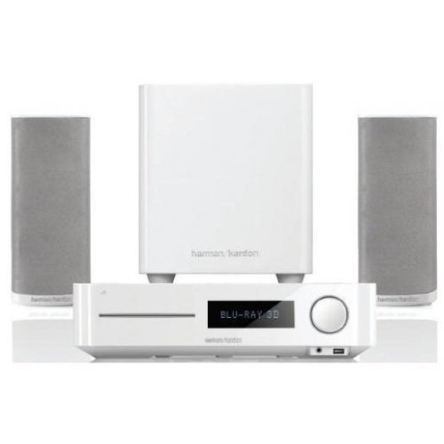 Harman Kardon BDS 370 Blu-ray System White
