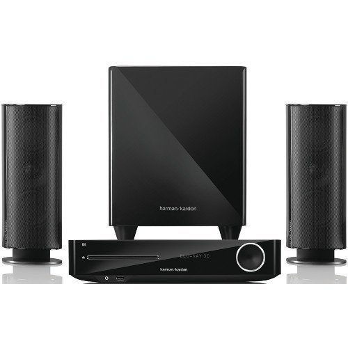 Harman Kardon BDS 477 2.1 Blu-ray 3D Black