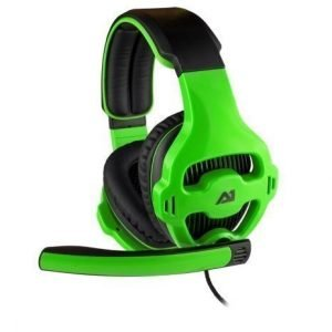 Headset Attitude One Tunguska 2.0 Headset Green