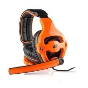Headset Attitude One Tunguska 2.0 Headset Orange
